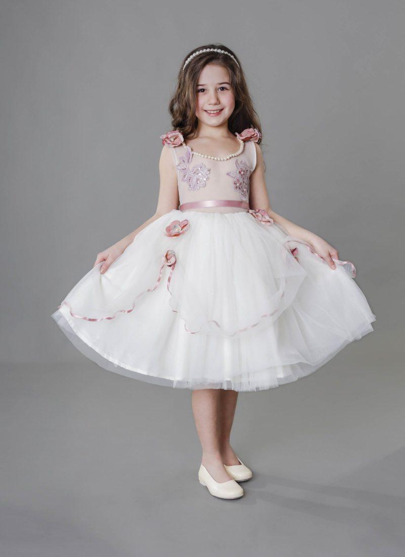 wholesale dealer 849c7 60199 Piccole Donne: abiti da cerimonia per bambina Mariella Gennarino