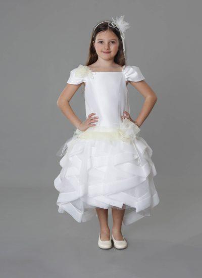 Atelier alta moda abiti damigella bambina Catania - Mariella Gennarino