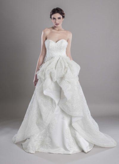 Atelier alta moda abiti da sposa Catania - Mariella Gennarino