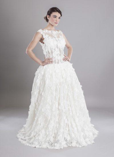 Atelier abiti da sposa alta moda Catania - Mariella Gennarino