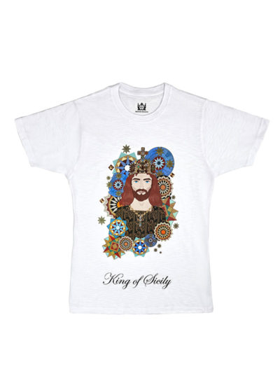 Special Collection t-shirt Queens and Kings of Sicily Mariella Gennarino