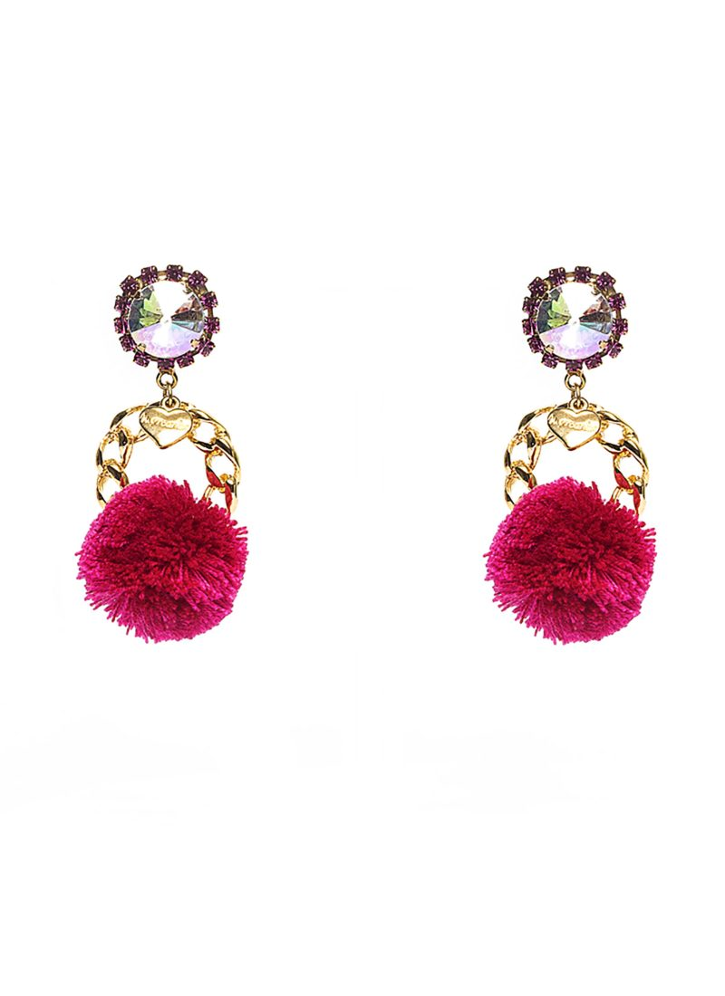 Atelier alta moda - orecchini Mariella Gennarino
