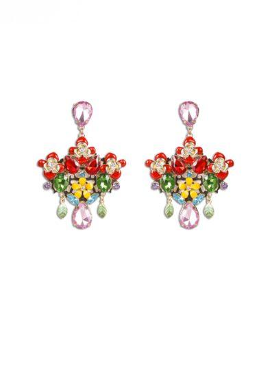 Atelier alta moda Mariella Gennarino: orecchini