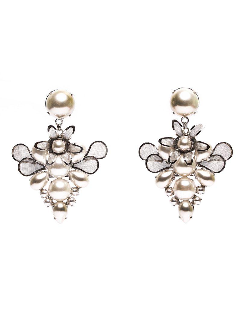 orecchini alta moda Mariella Gennarino