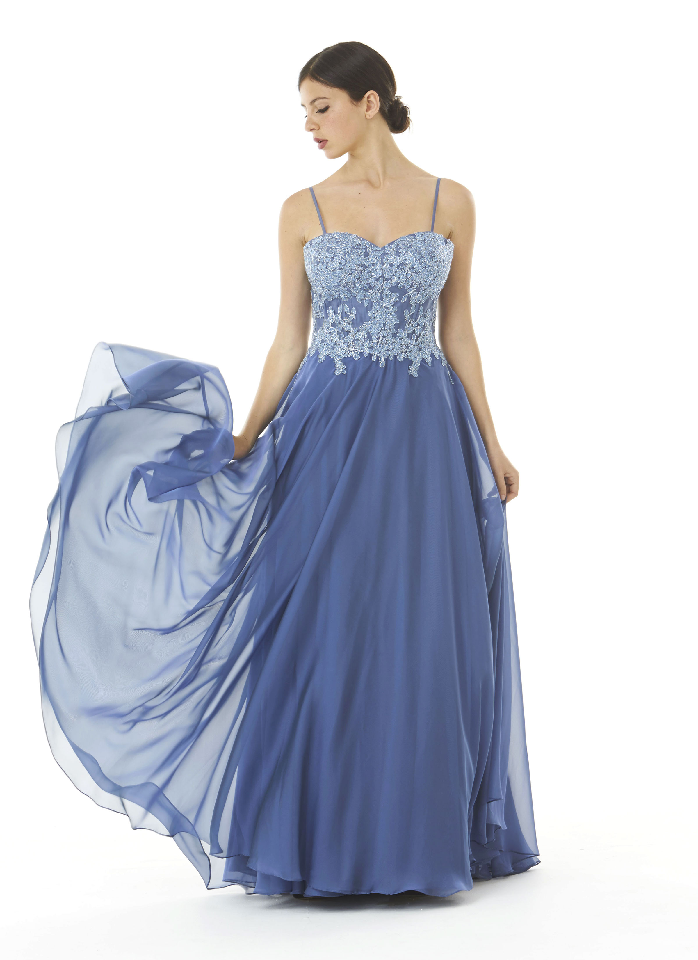Trucco Matrimonio Abito Azzurro : Trucco cerimonia abito azzurro abiti da sposa
