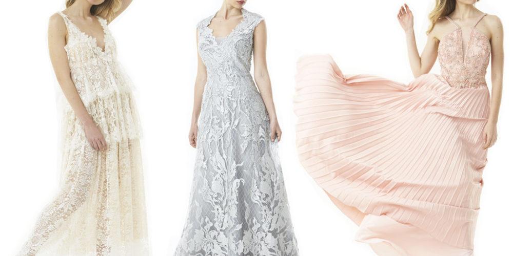 Una collezione di abiti da cerimonia ispirata alla natura incontaminata del Plemmirio | Atelier Mariella Gennarino